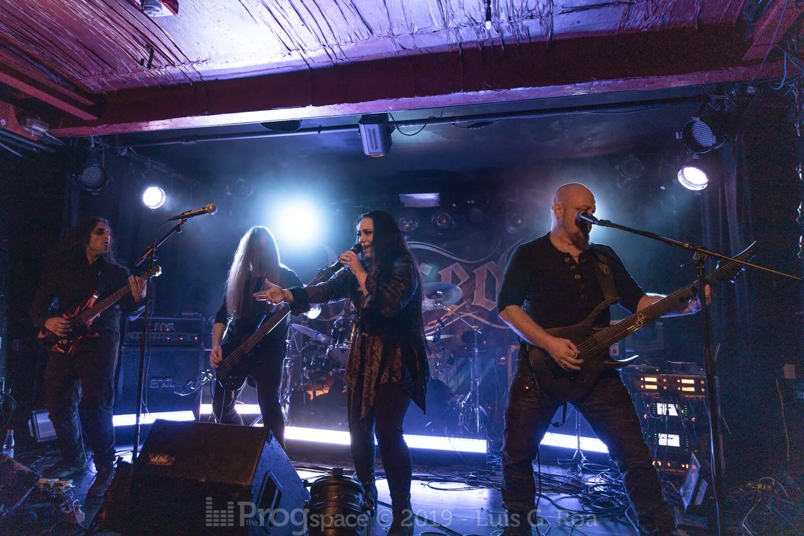 Hexed in Hamburg, March 7, 2019