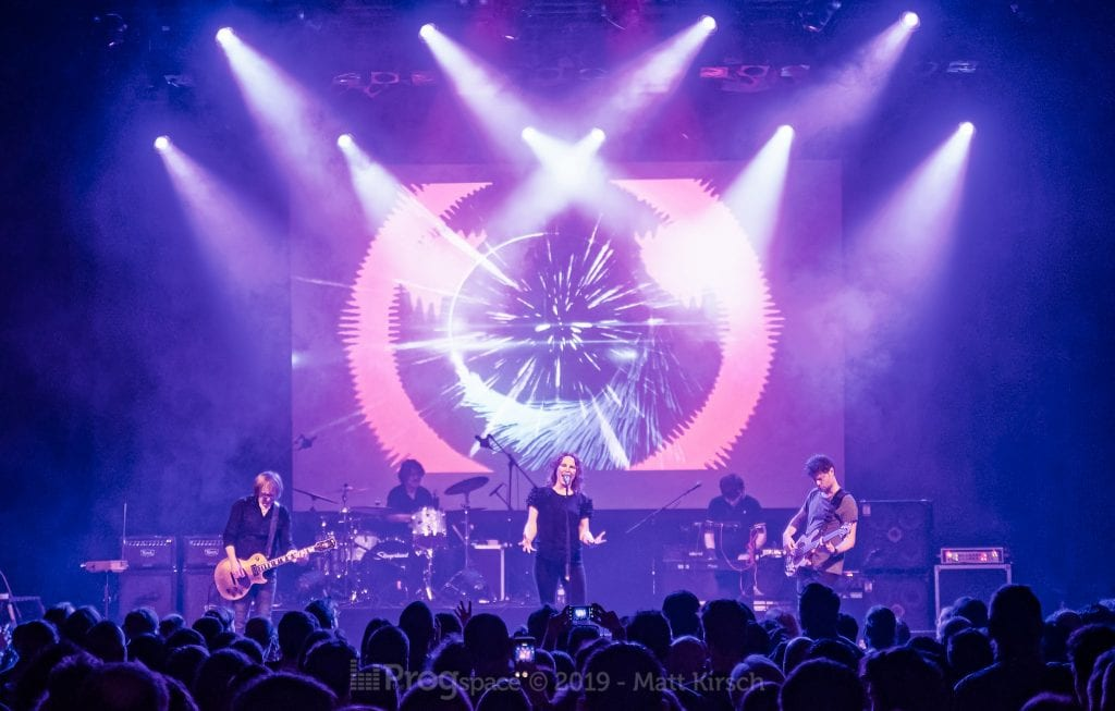 The Gathering - live at Prognosis Festival