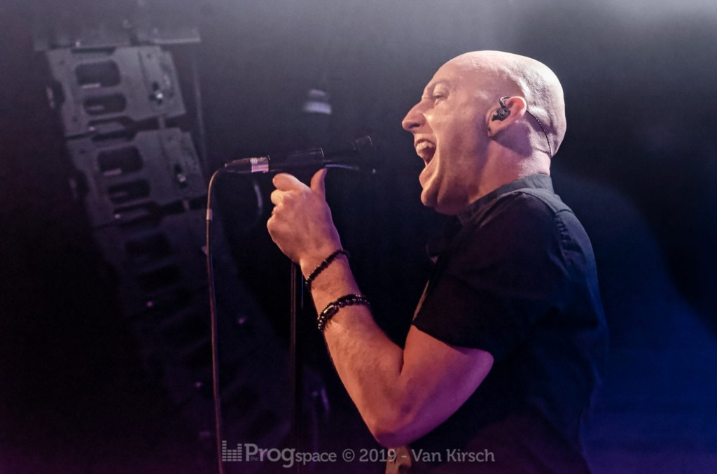Soen Live at Prognosis Festival
