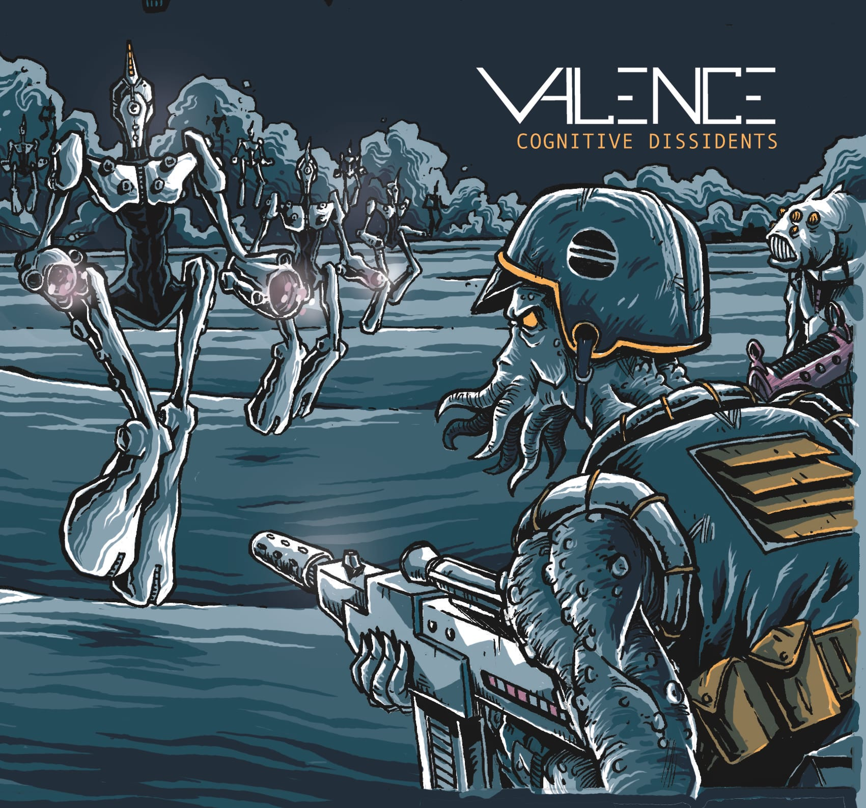 Valence – Cognitive Dissidents