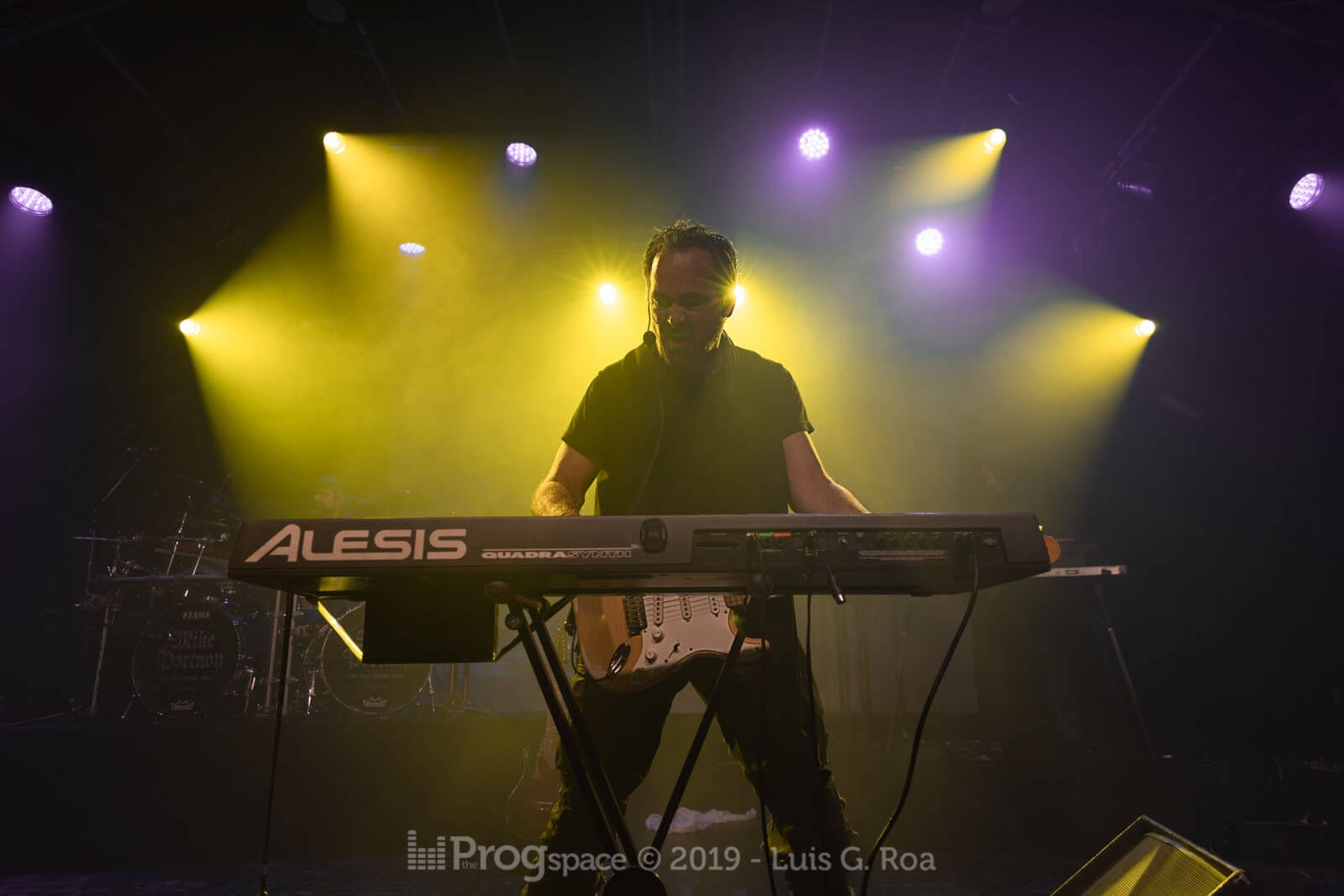 The Neal Morse Band in Hamburg, 04 April 2019