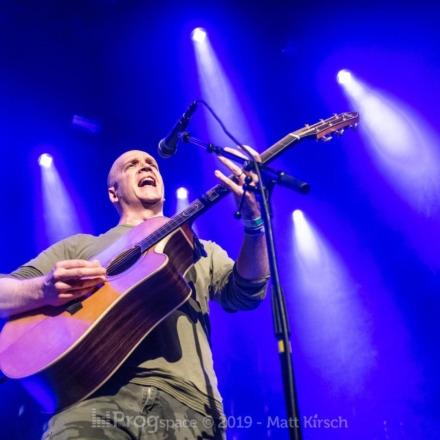 Devin Townsend live at Prognosis Festival