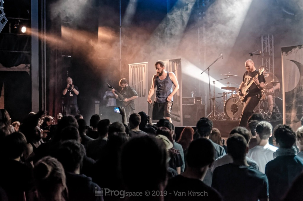The Dali Thundering Concept - live at Heart Sound Metal Fest