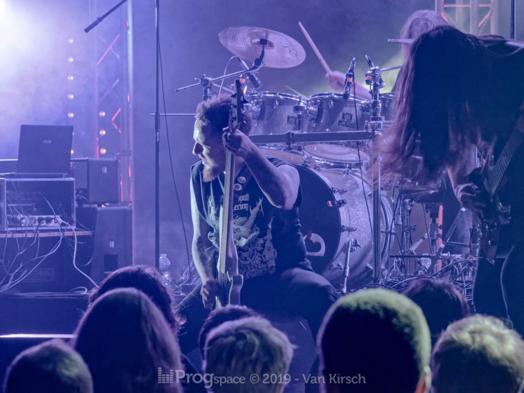 Promethean - Live at Heart Sound Metal Fest