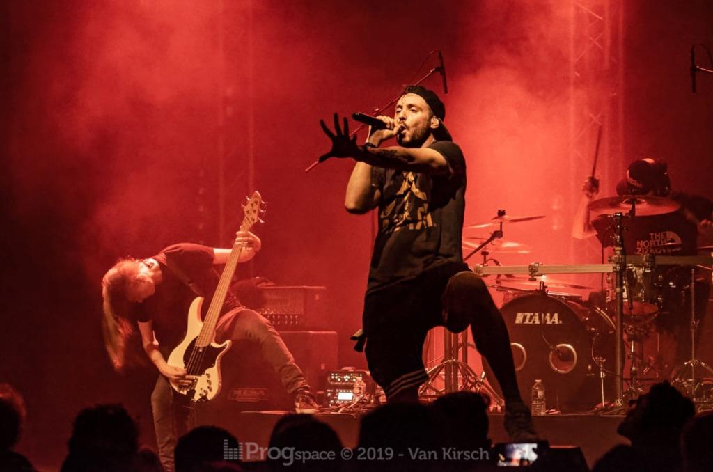 Smash Hit Combo live at Heart Sound Metal Fest