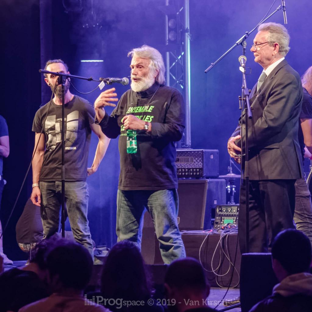 Speech at Heart Sound Metal Fest