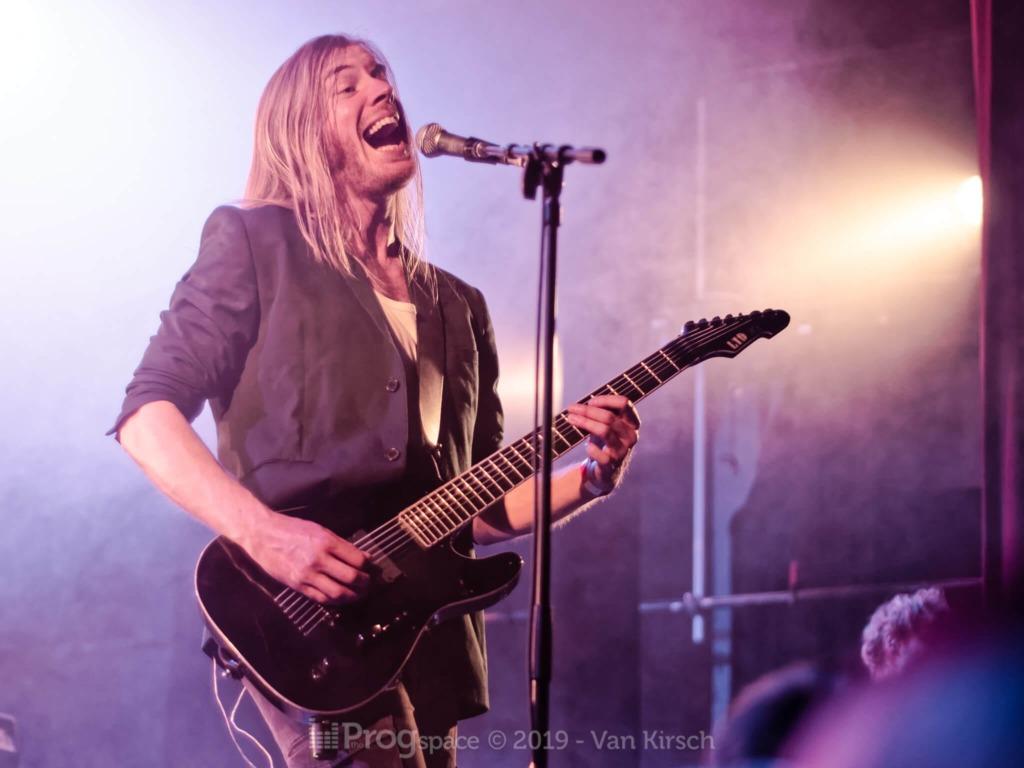 Vola - live at Heart Sound Metal Fest