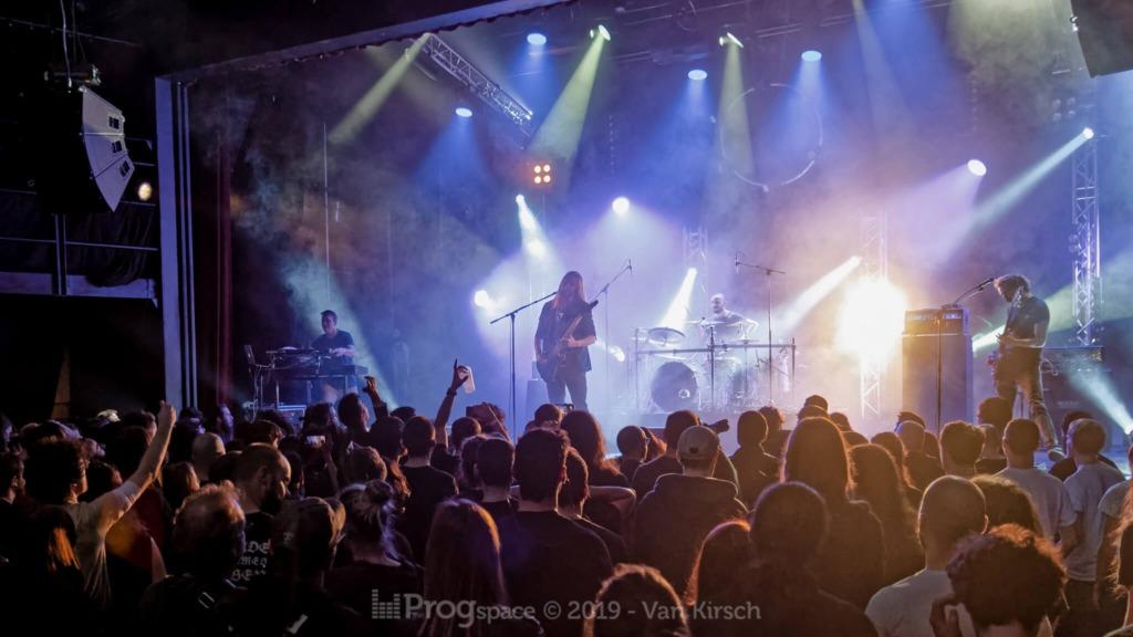Vola at Heart Sound Metal Fest