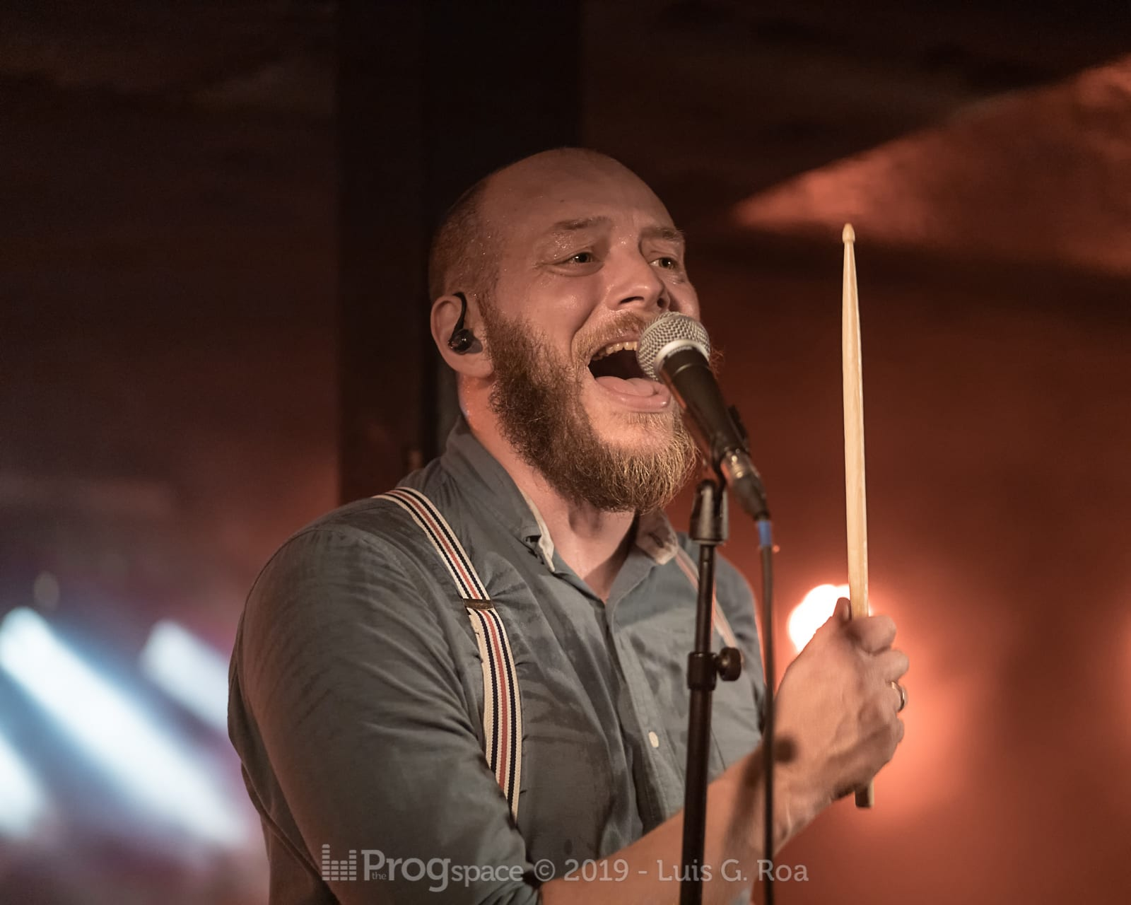 Vulture Industries live in Hamburg, 2 May 2019