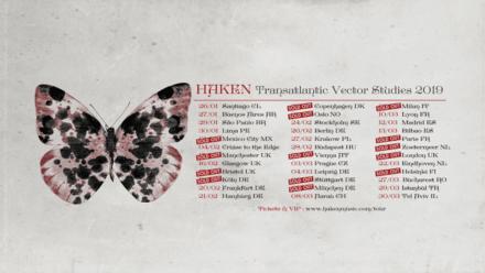 Transatlantic Vector Studies: Haken, Vola & Bent Knee/Ben Levin Group
