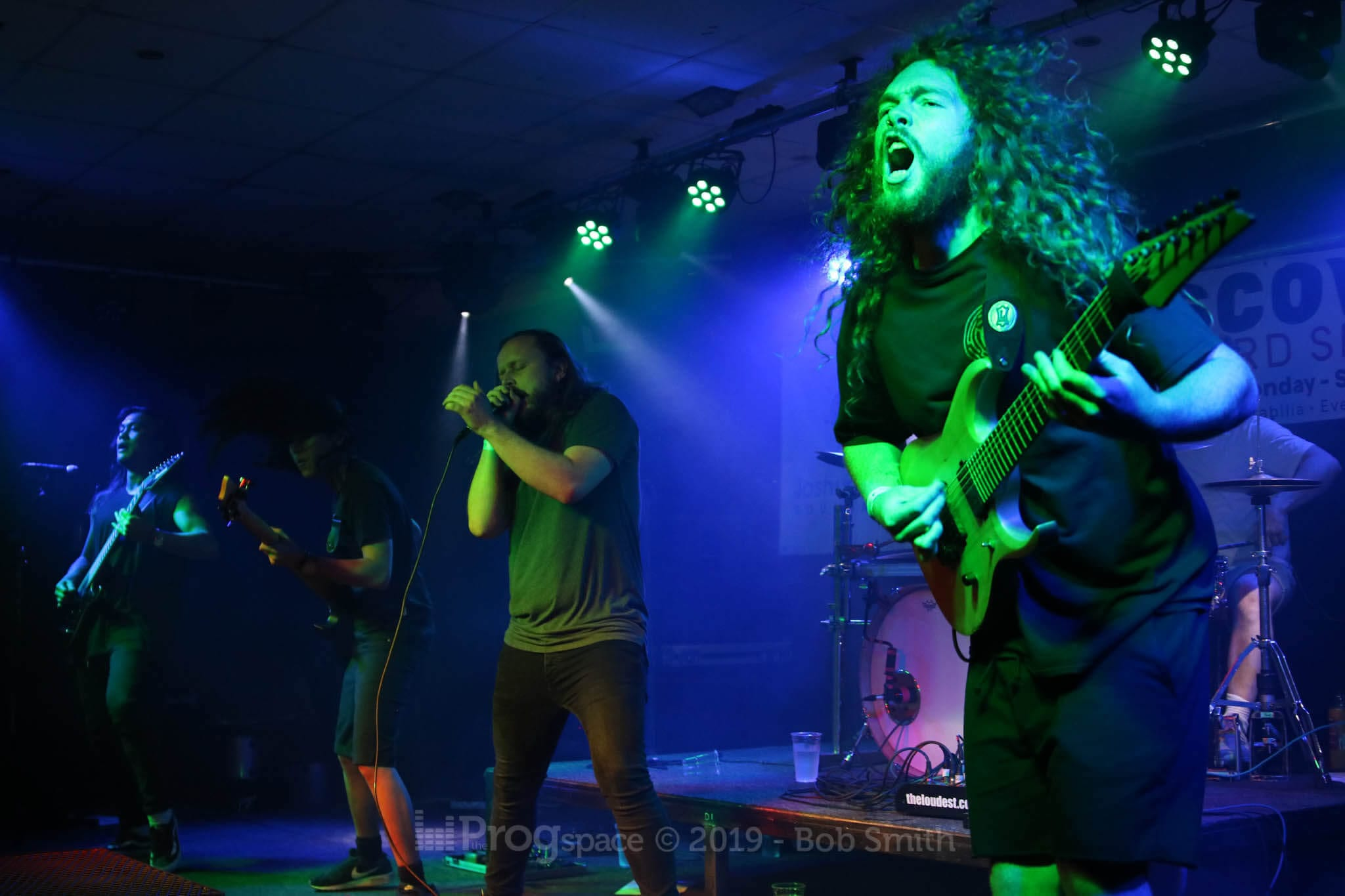 Exist Immortal at O'Rileys, Hull, 31st May 2019