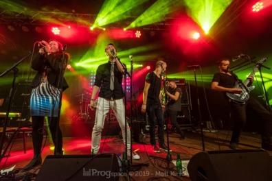 Progpower Europe 2019: Diablo Swing Orchestra