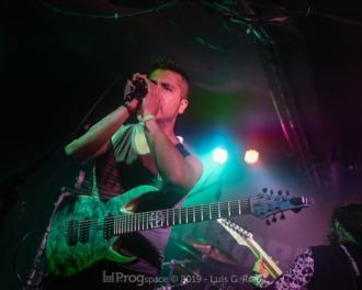 Anima Tempo live at Euroblast 15, 27 September 2019