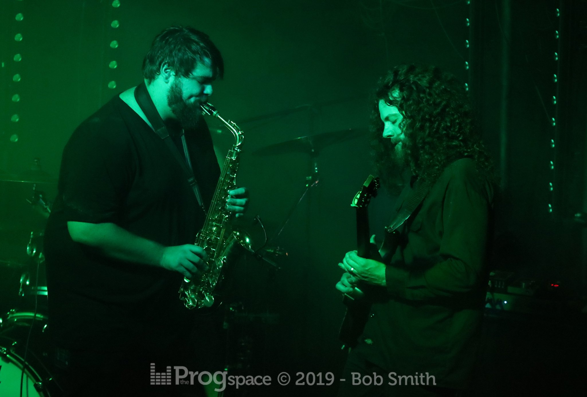 Rivers of Nihil at Mama Roux's Birmingham, 29 September 2019