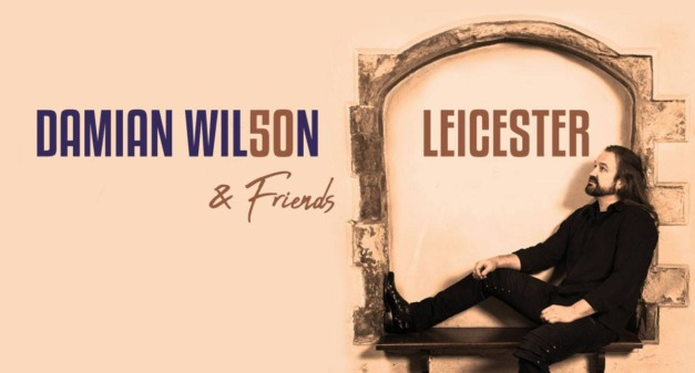 Damian Wilson and Friends, The Musician Leicester , 15 October 2019