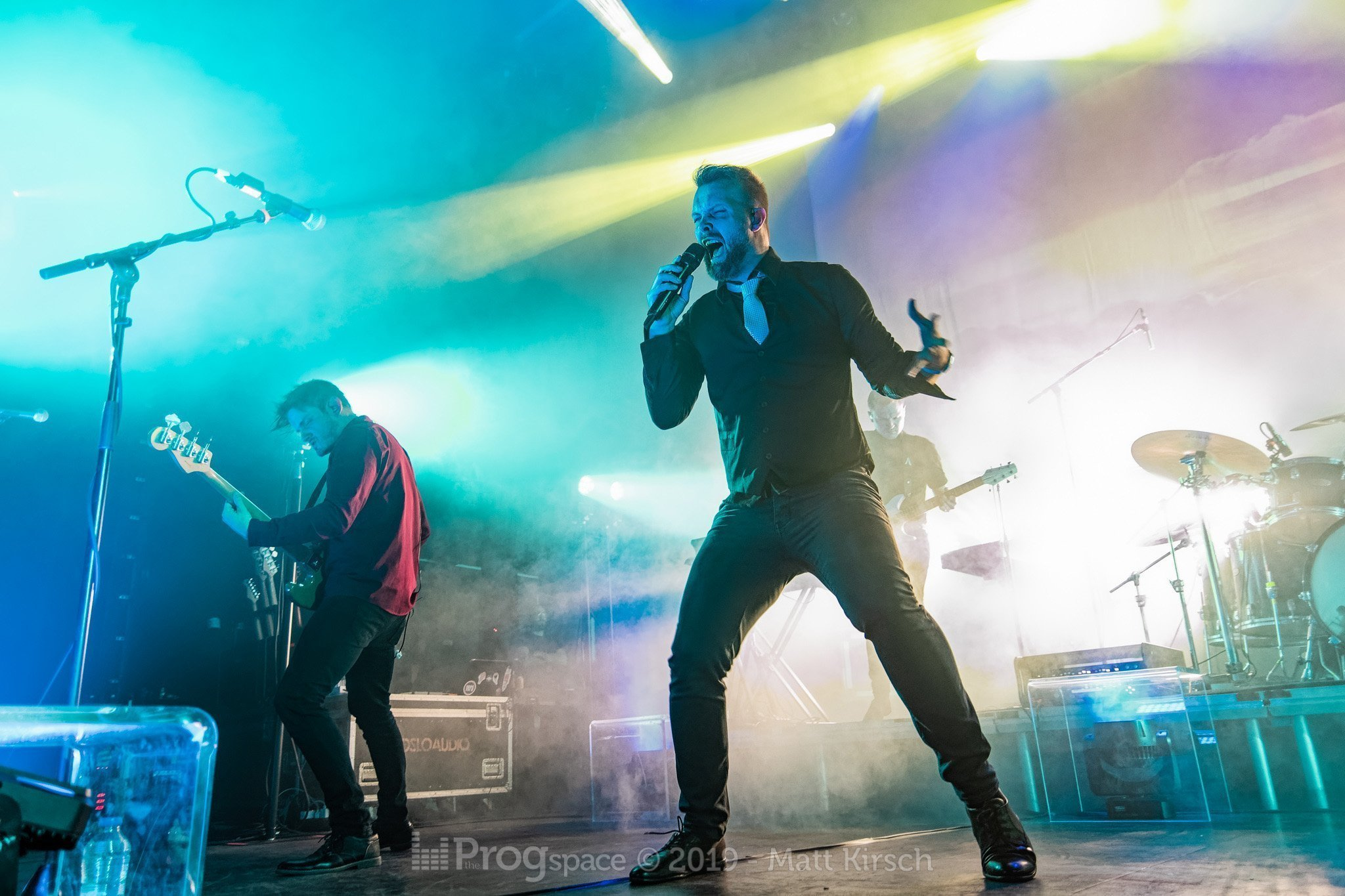Leprous at Hedon Zwolle, 2 November 2019