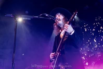 Opeth at TivoliVredenburg, Utrecht, 5 November 2019