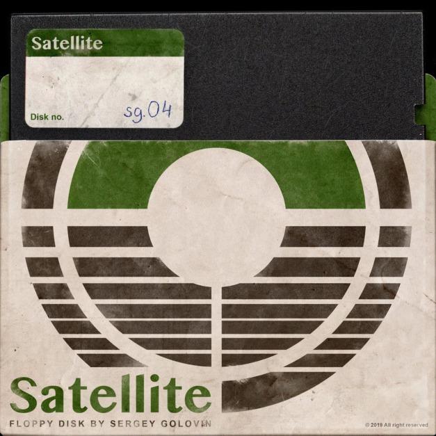 Sergey Golovin – Satellite