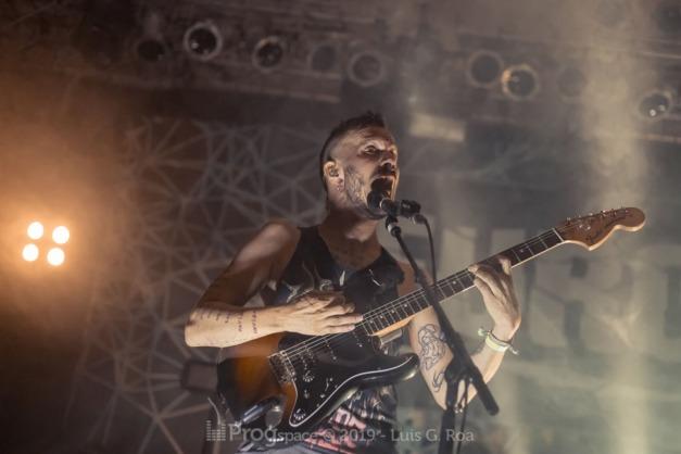 The Hirsch Effekt live at Euroblast 15, 27 September 2019