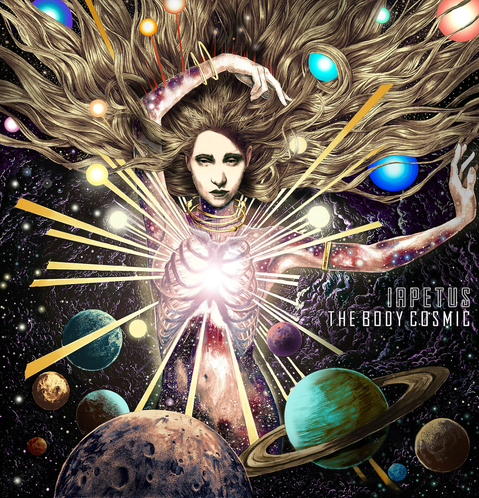Iapetus – The Body Cosmic