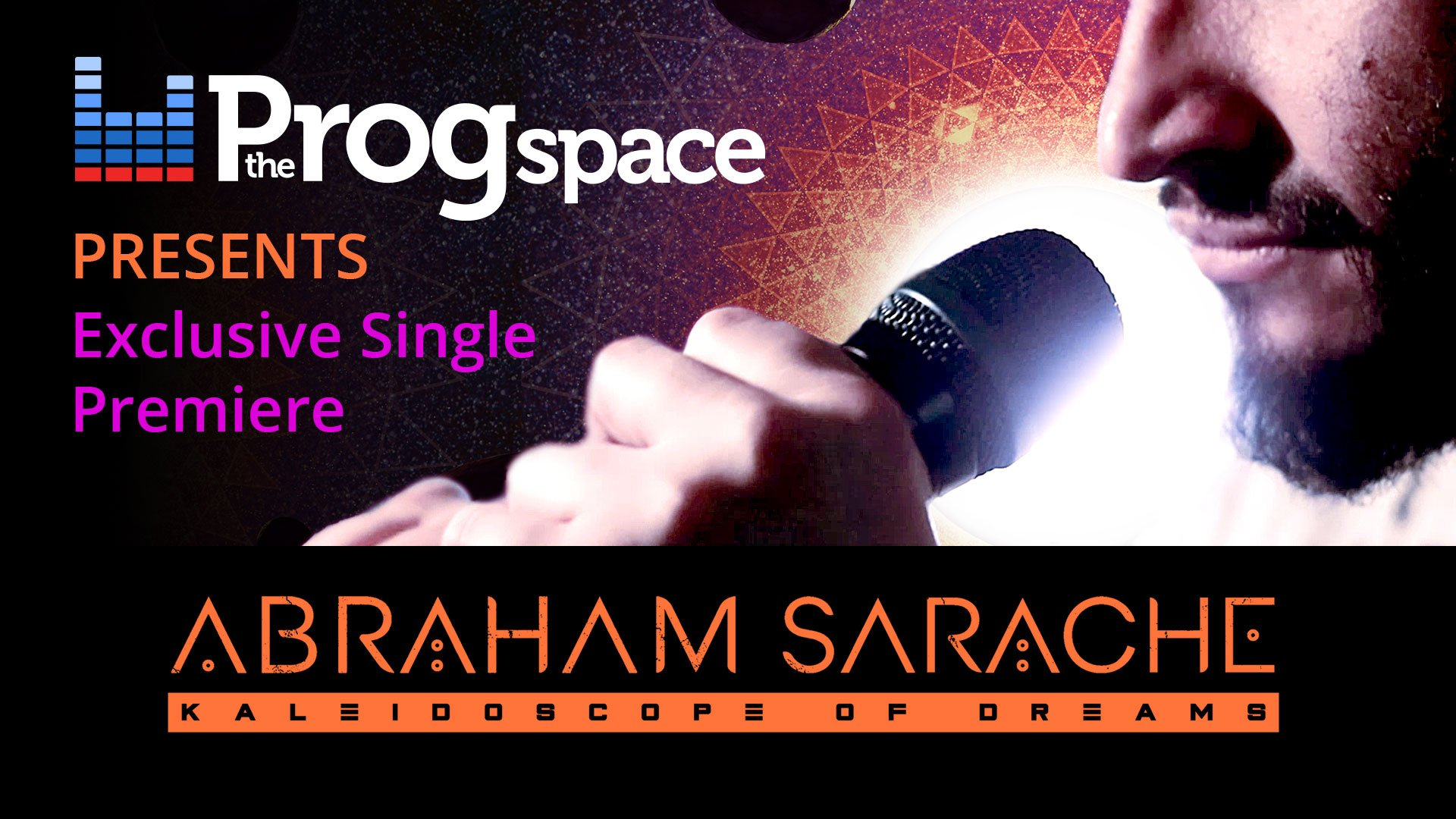 Abraham Sarache – Kaleidoscope of Dreams (Exclusive Single Premiere)