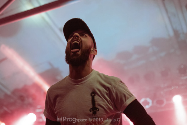 Ghost Iris live at Euroblast 15, 28 September 2019