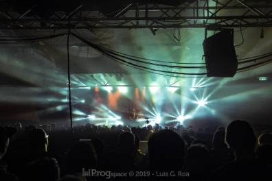 VOLA live at Euroblast 15, 28 September 2019