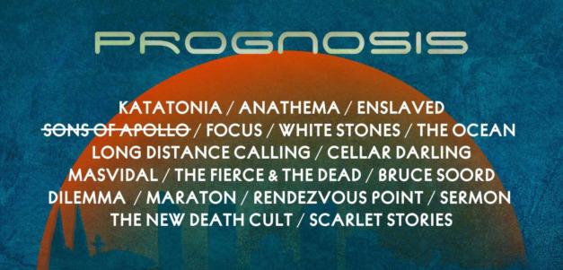 Behind Prognosis Festival with Rob van der Donk