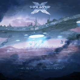 Volkor X – This is Our Planet Now