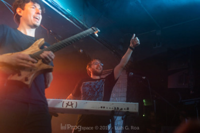 Arch Echo live at Euroblast 15, 28 September 2019