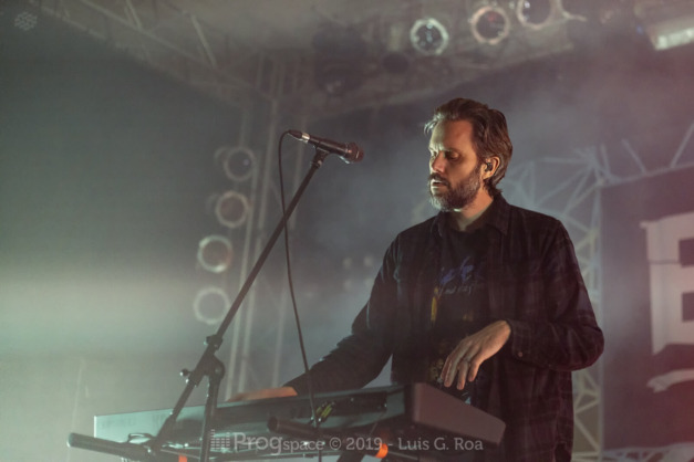 Between The Buried And Me live at Euroblast 15, 28 September 2019