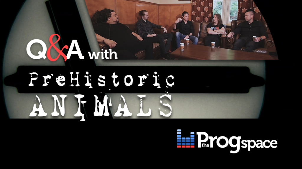 Q&A with PreHistoric Animals