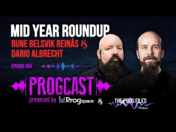 Episode 064: 2020 Mid-Year Roundup with Rune Belsvik Reinås (The Progfiles / The Progspace)