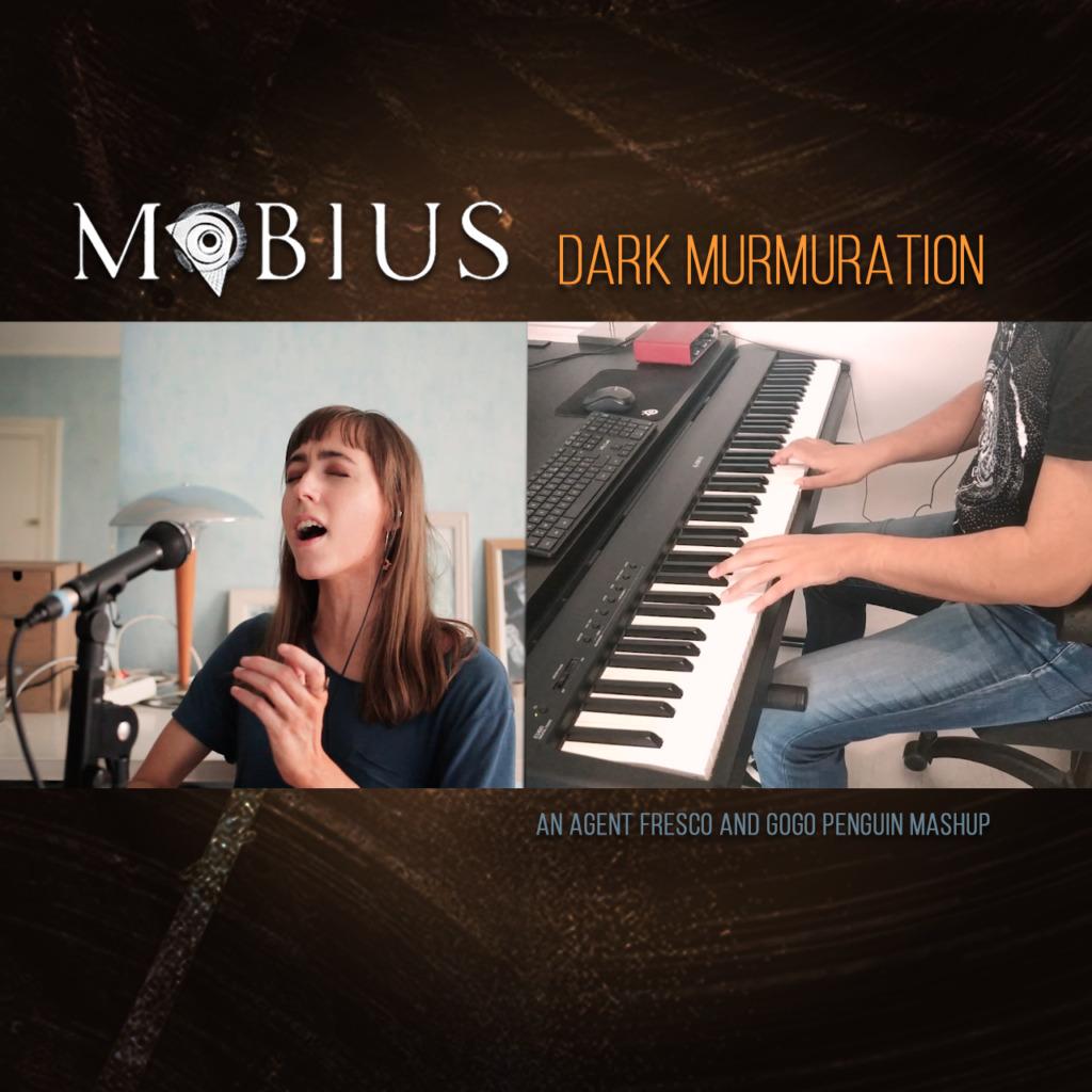 MOBIUS – Dark Murmuration (Agent Fresco & Gogo Penguin mashup) – Exclusive Premiere