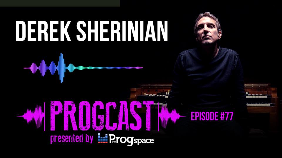 Progcast 077: Derek Sherinian