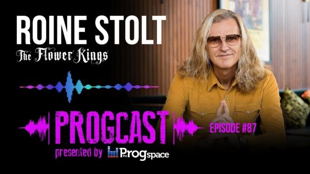 Progcast 087: Roine Stolt (The Flower Kings)