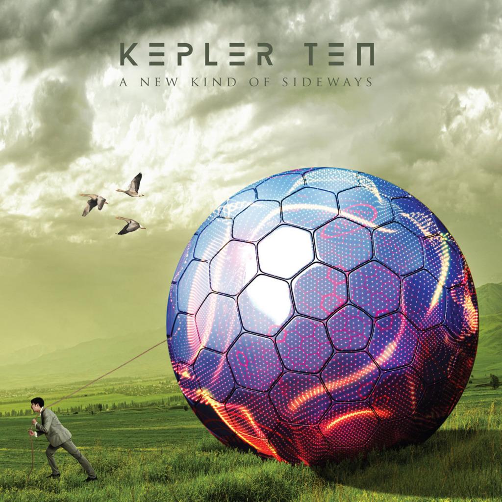 Kepler Ten – A New Kind of Sideways