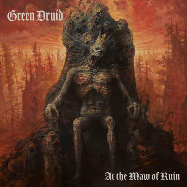 Green Druid – At the Maw of Ruin