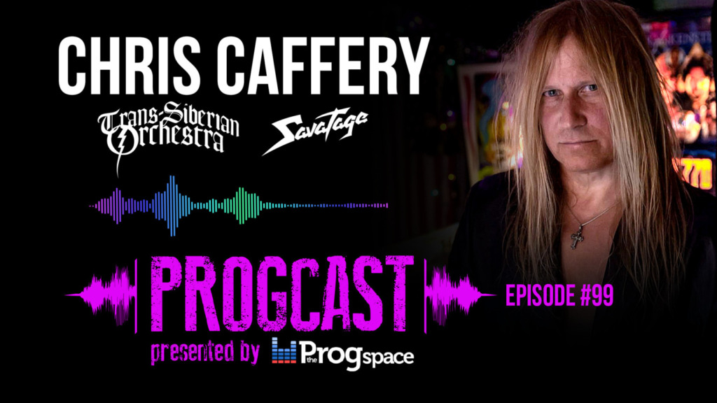 Progcast 099: Chris Caffery (Trans-Siberian Orchestra, Savatage)
