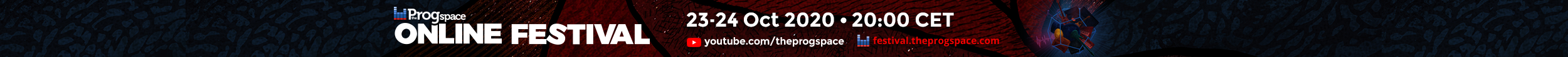 The Progspace Online Festival