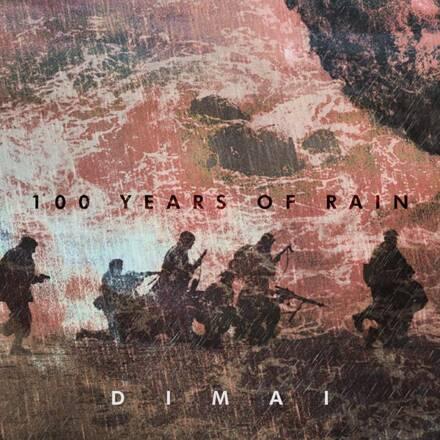 Dimai - 100 Years of Rain EP cover