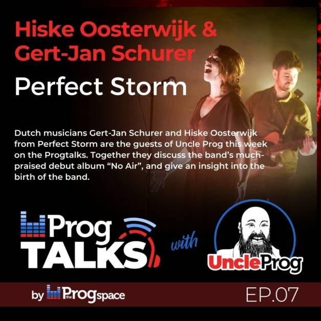 Progtalks Interviews Perfect Storm – Ep.07