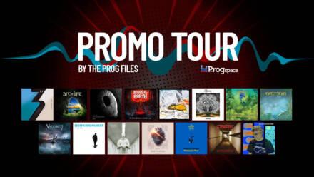 The Progfiles Archives – Promotour April 2021