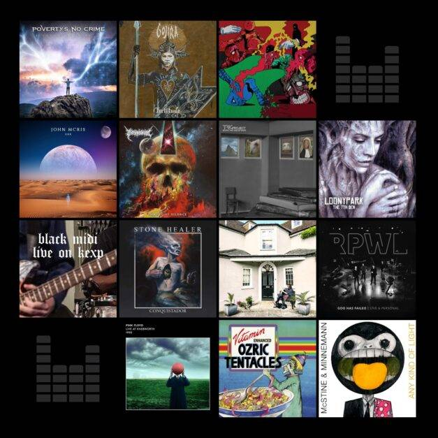 Three prog metal albums that couldn't be more different!