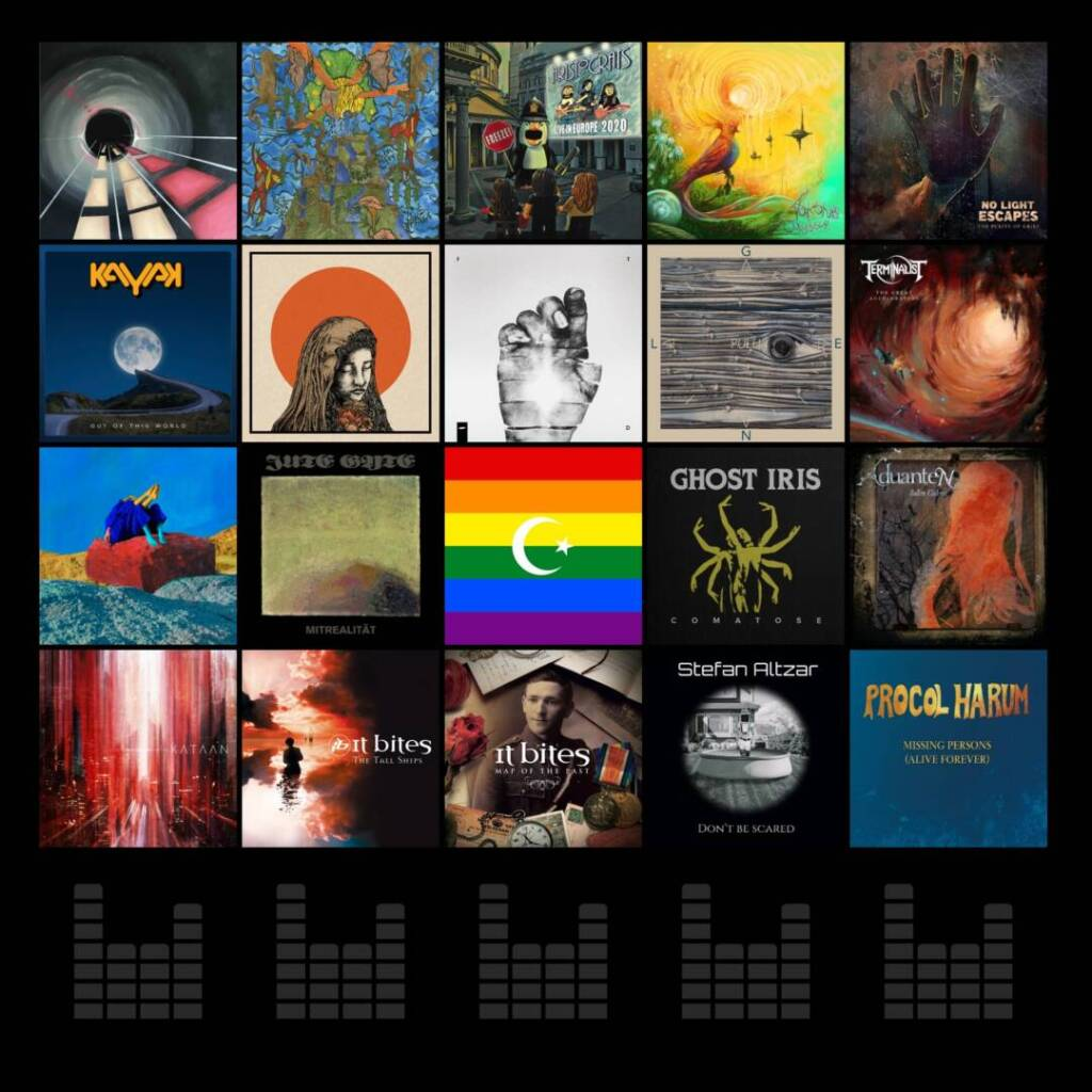 Four versatile records in another loaded week!