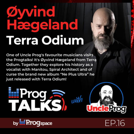 Progtalks Interviews Terra Odium – Ep. 16