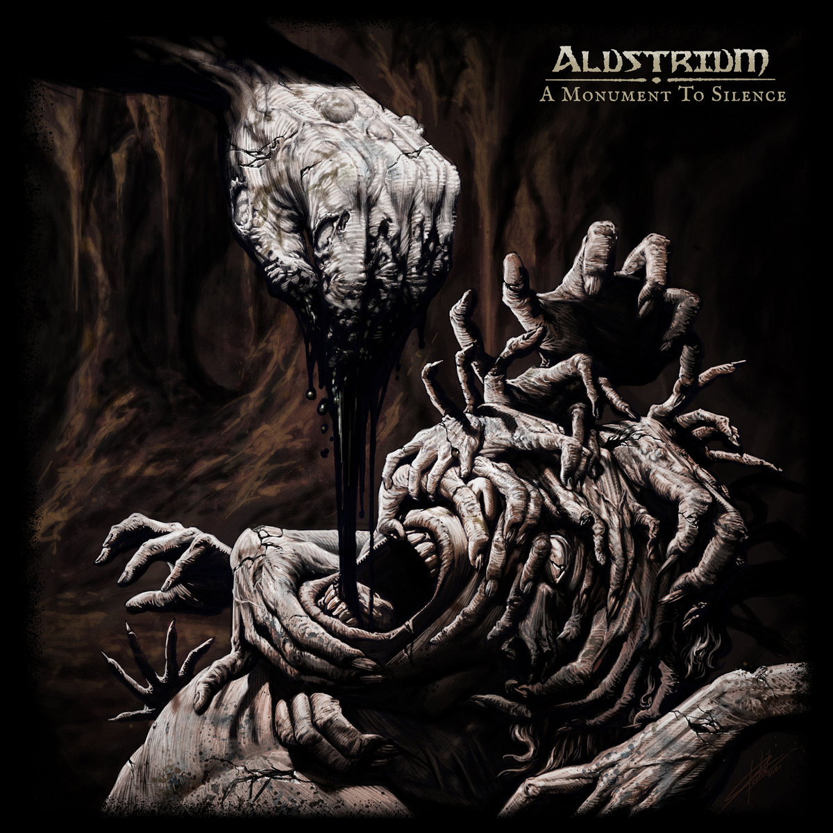 Alustrium – A Monument To Silence