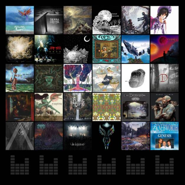 Three stellar prog albums to get through the week!