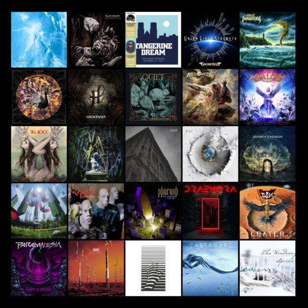Two records for the extreme prog fanatics!