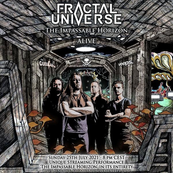 Fractal Universe – The Impassable Horizon Alive